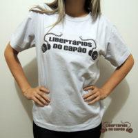 Camiseta Libertários do Capão Feminina