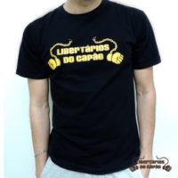Camiseta Libertários do Capão
